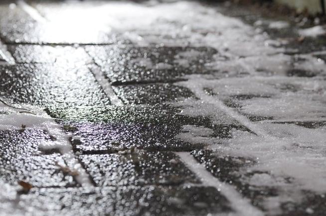 Black ice on walkway-1