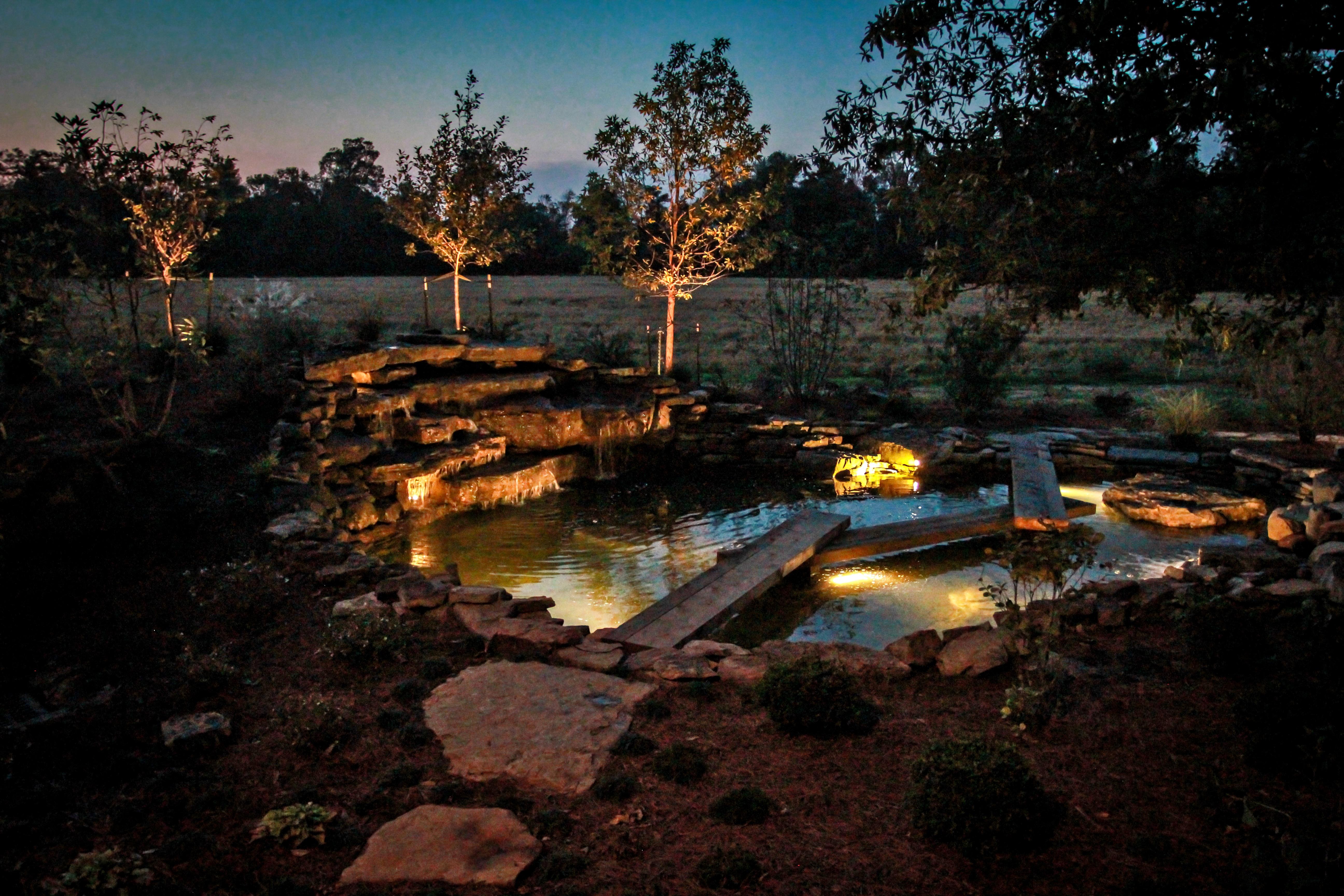 Landscape Lighting Options