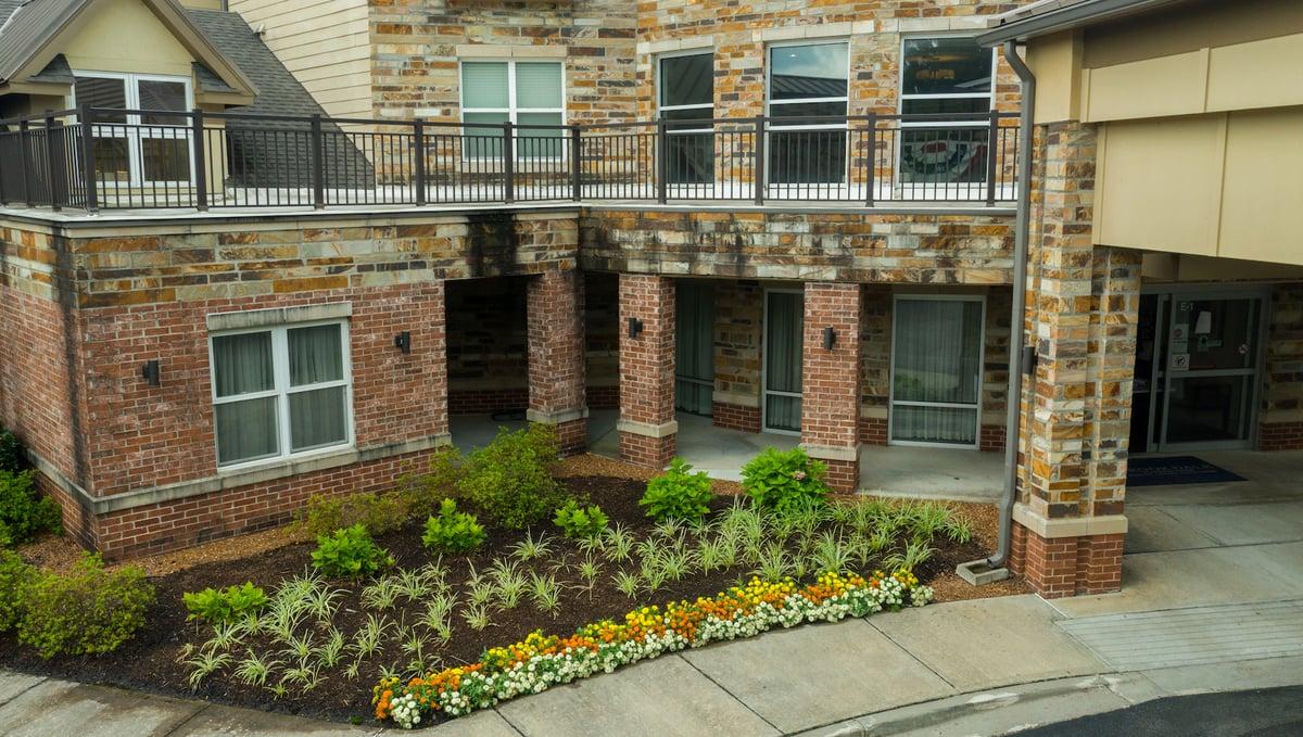 Landscaping Services for Senior Living Community
