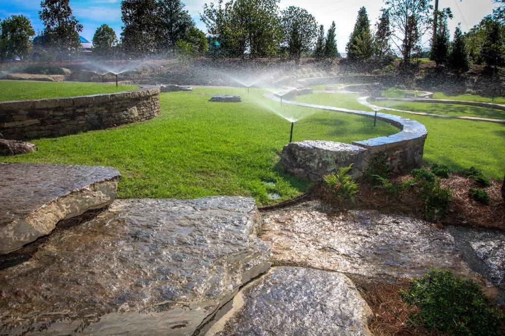How long to install an irrigation system