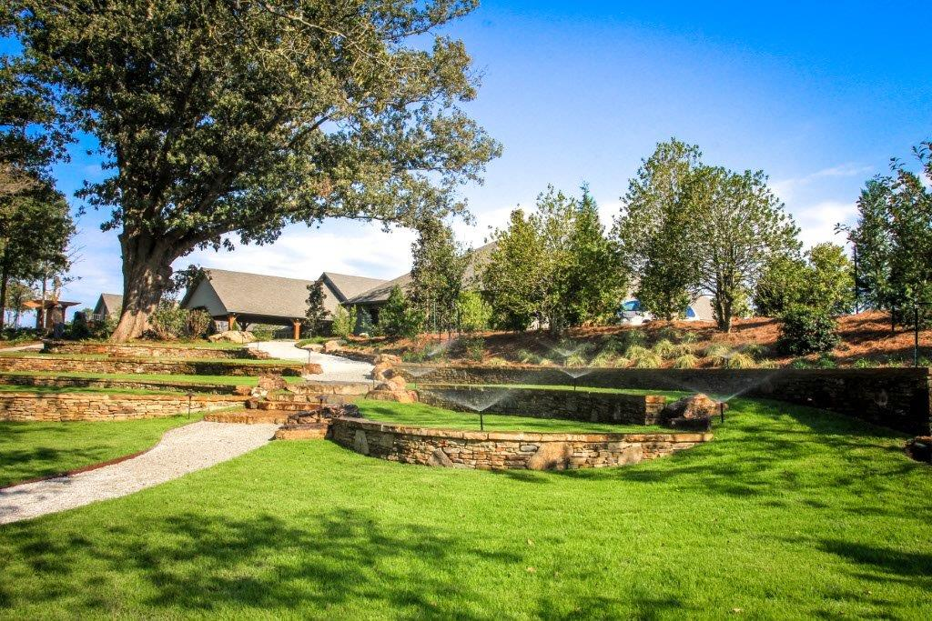 How long does it take to install an irrigation system?
