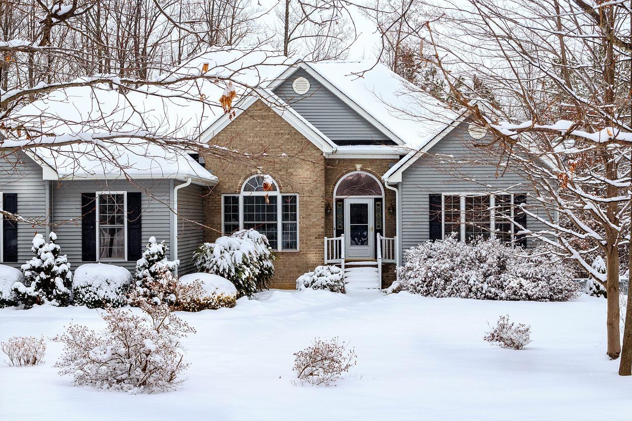 Memphis Property in Winter