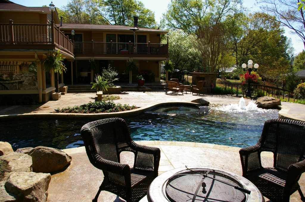 the best masonry materials for Memphis landscapes