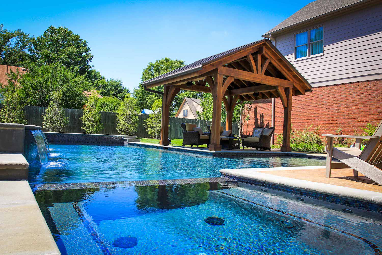 Gunite Pool Portfolio