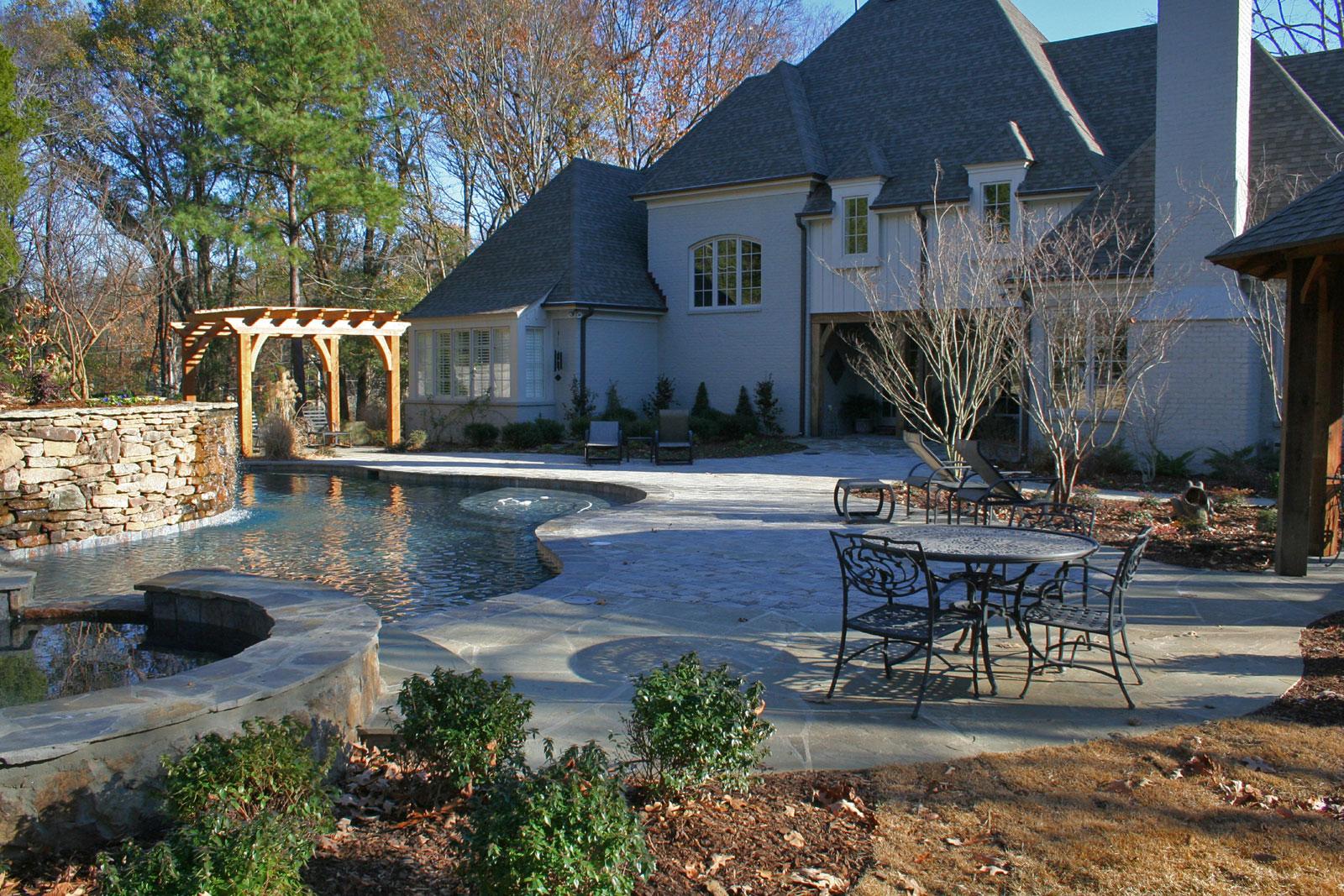 Hillside Pool