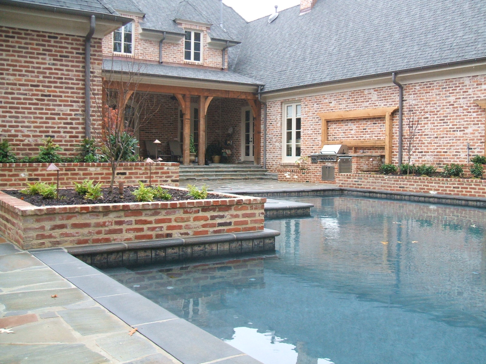 Pool Retreat
