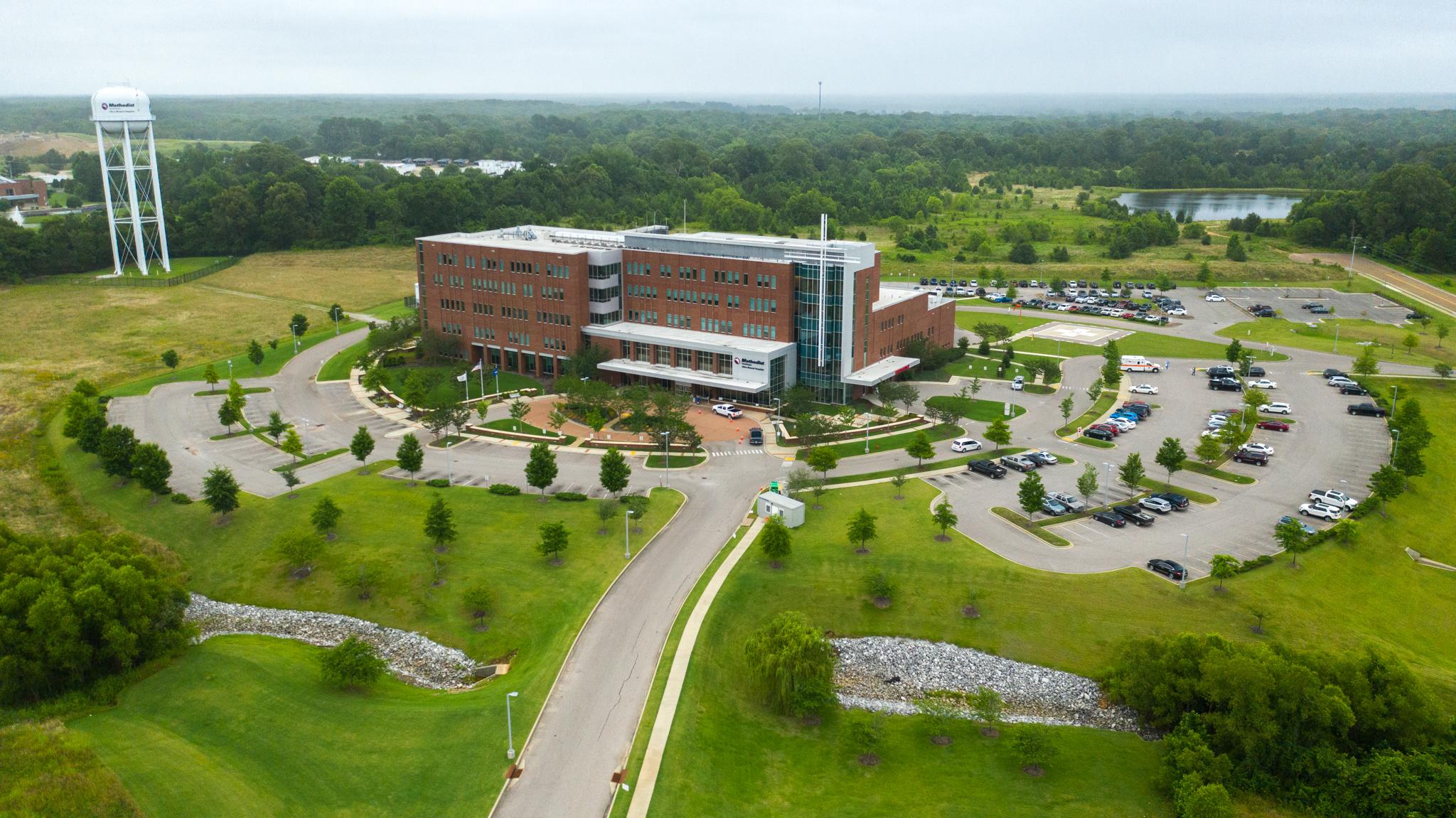 Methodist Hospital 2