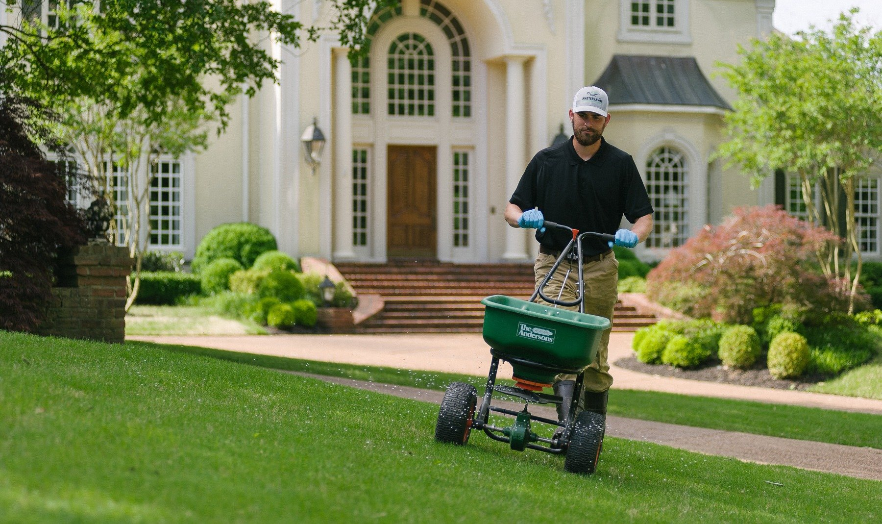 lawn fertilizer service memphis tn olive branch ms