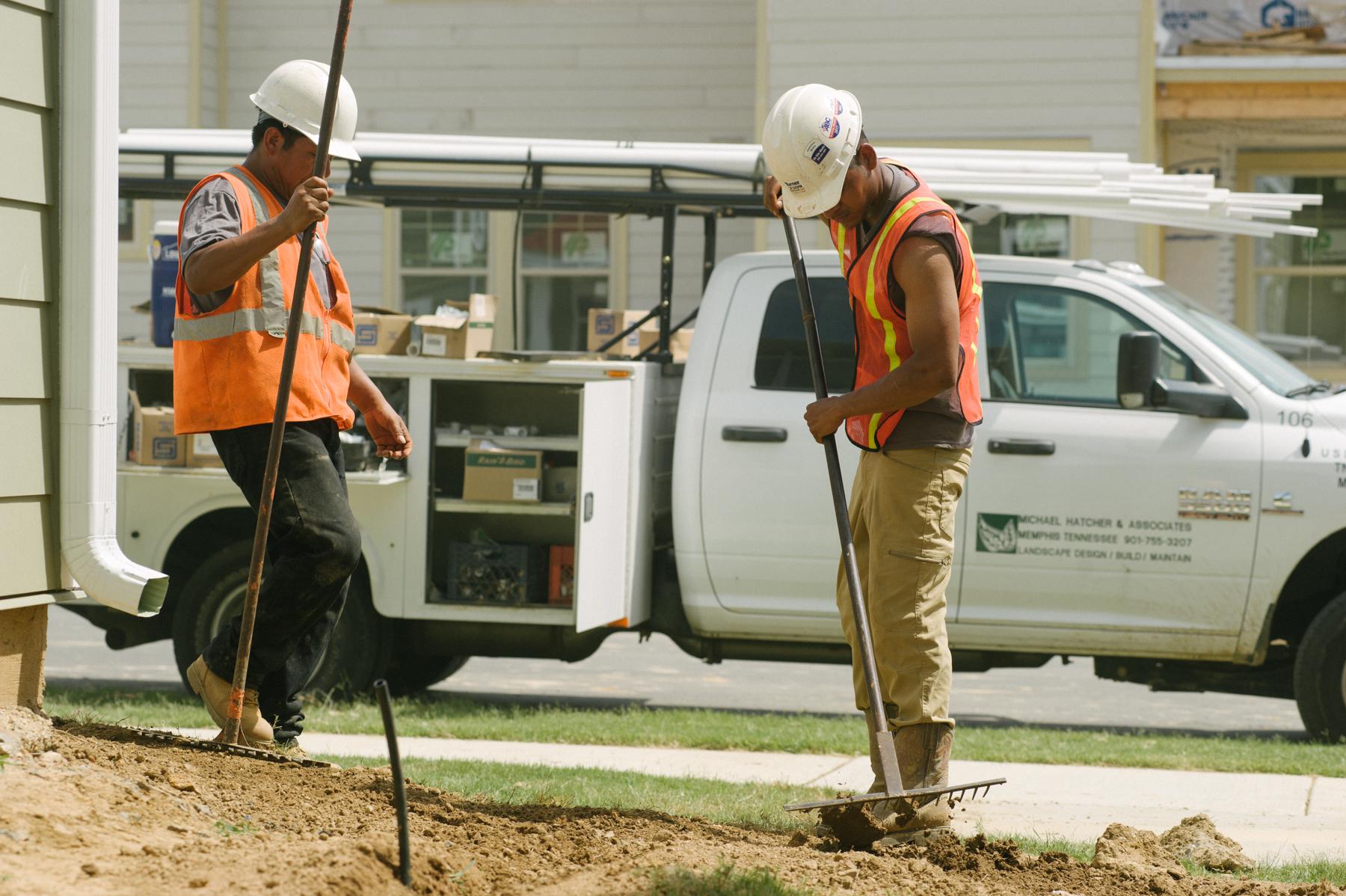 Landscape Construction Supervisor