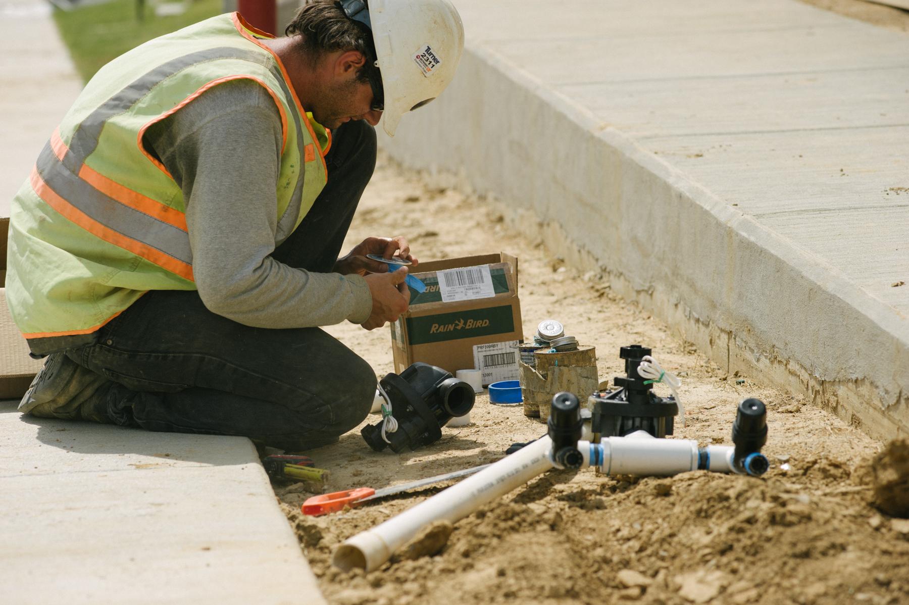 Irrigation Foreman