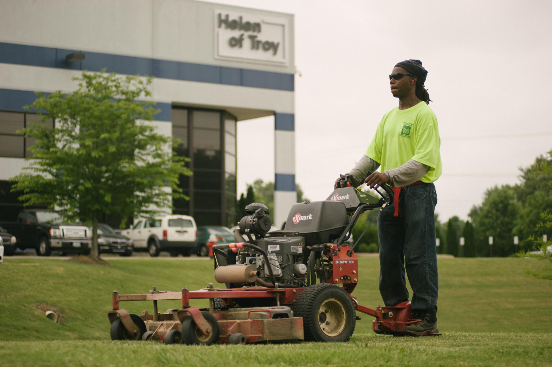 Landscape Management Foreman